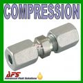 6L Equal Straight Tube Coupling Union (6mm Compression Pipe Fitting)